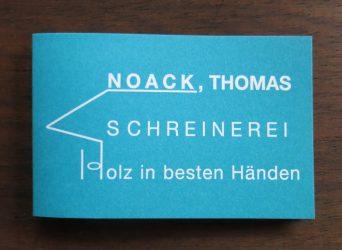 Schreinerei Thomas Noack